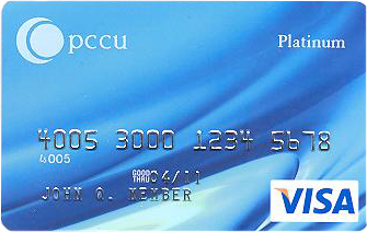 PCCU Platinum Card