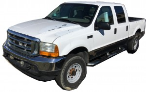2001 Ford F-250 Supercab with 250k miles