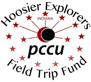 Hoosier Explorers Field Trip Fund Logo