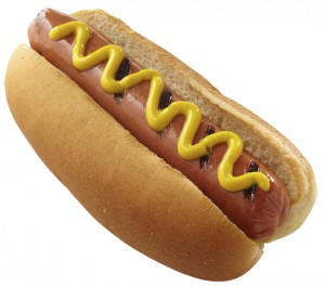 Enjoy a hot dog, chips, and a soda for $3 and help kids go on field trips!