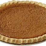 Mrs Wick's Pumpkin Pie
