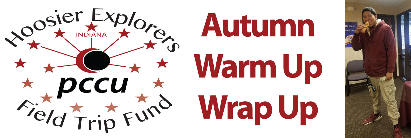 Autumn Warm Up Wrap Up