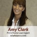Amy Clark PCCU home loan expert aclark@pccu.com 765-960-8618 NMLS# 488199