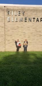 James Whitcomb Riley Elementary School PCCU Perfect Circle Credit Union
