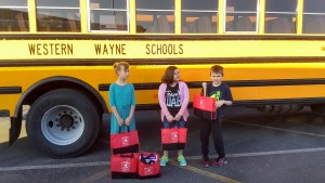 Western Wayne Elementary School PCCU Perfect Circle Credit Union