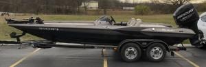 1999 Triton TR-21 Boat